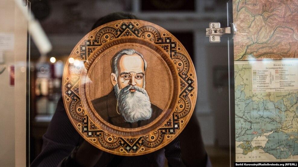 Портрет Михайла Грушевського