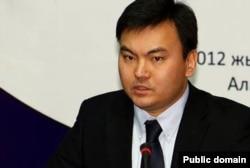Wikibilm қоғамдық қорының төрағасы Рауан Кенжеханов. Сурет Facebook желісіндегі жеке парақшасынан алынды.