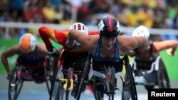 Рио паралимпиадасы