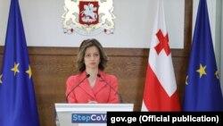 Екатерина Тикарадзе не исключила, что число инфицированных новым коронавирусом будет расти