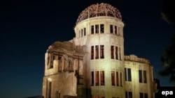 """""""Купол атомного взрыва"""" – мемориал мира в Хиросиме"""