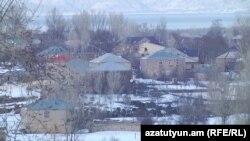 Տեսարան Գեղարքունիքի մարզի Վերին Գետաշեն գյուղից