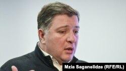 Gigi Ugulava was mayor of Tbilisi in 2005-2013.