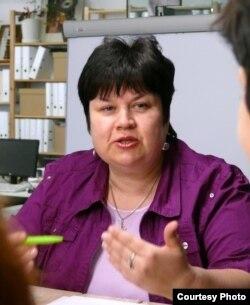 Натальля Парэчына
