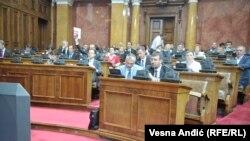 Sednica Skupštine Srbije, fotoarhiv
