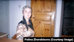 Полина Жеребцова, 2004
