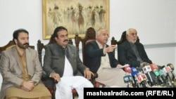 د بلوچستان وزیراعلی ډاکټر عبدالمالک بلوڅ