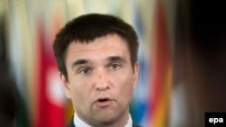 Павло Климкин-вазири корҳои хориҷаи Украина