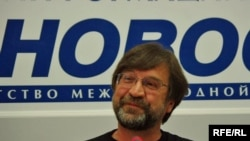 Лідер групи ДДТ Юрій Шевчук (фото 2008 р.)