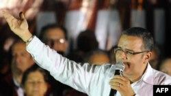 Новый президент Сальвадора Маурисио Фунес