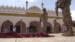 Deadly Blast Hits Quetta Mosque