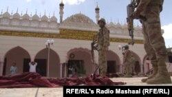انفجار در یک مسجد در کویته پاکستان