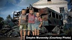 Діти прифронтового Донбасу, ілюстративне фото
