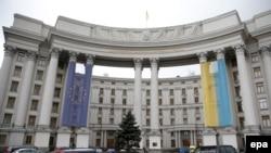 Міністерство закордонних справ у Києві, 15 квітня 2014 року