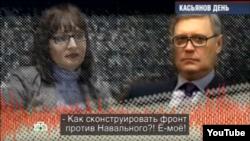 """Кадр из фильма НТВ """"Касьянов день"""""""