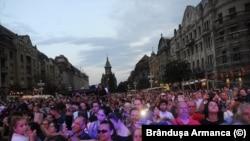 Timișorenii au sărbătorit 100 de ani de la intrarea trupelor române în oraș. 3 august 1919- 3 august 2019