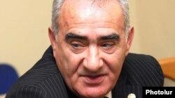Հայաստանի Ազգային ժողովի նախագահ Գալուստ Սահակյան, արխիվ