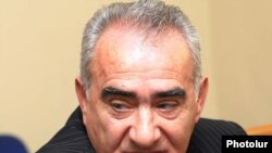 Armenia -- Galust Sahakian, a deputy chairman of the ruling Republican Party.