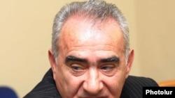 Armenia -- Galust Sahakian, a deputy chairman of the ruling Republican Party.