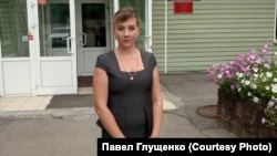 Пострадавшая Марина Рузаева (Архивное фото)