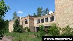 Спустошене місто Поліське