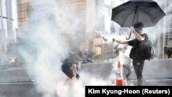 Протести в Гонгонзі тривають 10 тижнів поспіль
