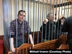 Александр Оршулевич в день вынесения приговора