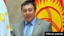 Абдураҳмон Маматалиев, муовини нахуствазири Қирғизистон