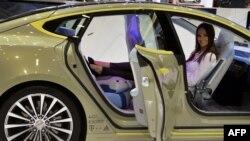 Экономическая среда: автомобиль на автопилоте