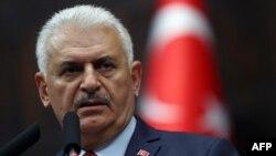 Թուրքիայի վարչապետ Բինալի Յըլդըրըմ, արխիվ