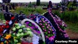 Апошні спачын — на могілках у Вілейцы
