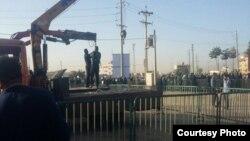 Një nga ekzekutimet e mëparshme në Iran