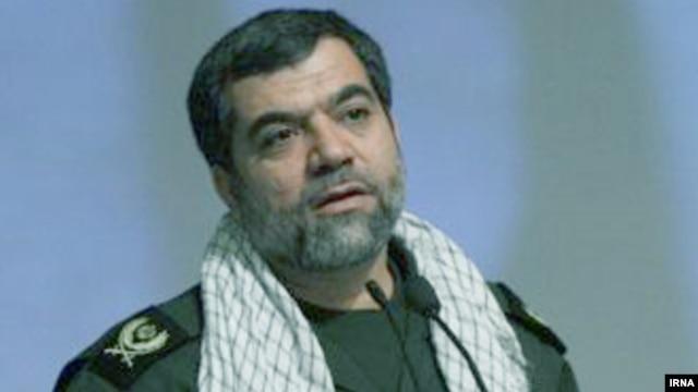 سالار آبنوش، معاون قرارگاه خاتم الانبیاء سپاه پاسداران