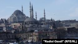 Թուրքիա - Տեսարան Ստամբուլից, արխիվ