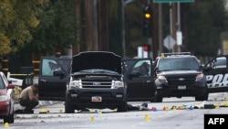 В результаті стрілянини в Каліфорнійському місті Сан-Бернардіно 2 грудня 2015 року загинули 14 людей