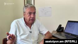 Баграт Асатрян, Ереван, 6 августа 2019 г.