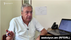 Economist Bagrat Asatrian