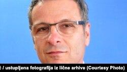 Бывший посол Черногории в НАТО Веско Гарчевич.
