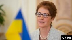 Мари Йованович, посол США