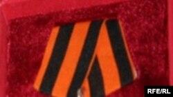 Нұрсұлтан Назарбаевтың 70 жылдық мерейтойына арнап Қазақстан казактары оны осыған ұқсас орденмен марапаттамақшы. Алматы, мамыр, 2010 жыл.
