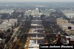 День інавгурації Дональда Трампа, 20 січня 2017 року