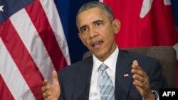 Ֆիլիպիններ - ԱՄՆ նախագահ Բարաք Օբաման Մանիլայում, 19-ը նոյեմբերի, 2015թ․