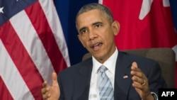 ԱՄՆ-ի նախագահ Բարաք Օբամա