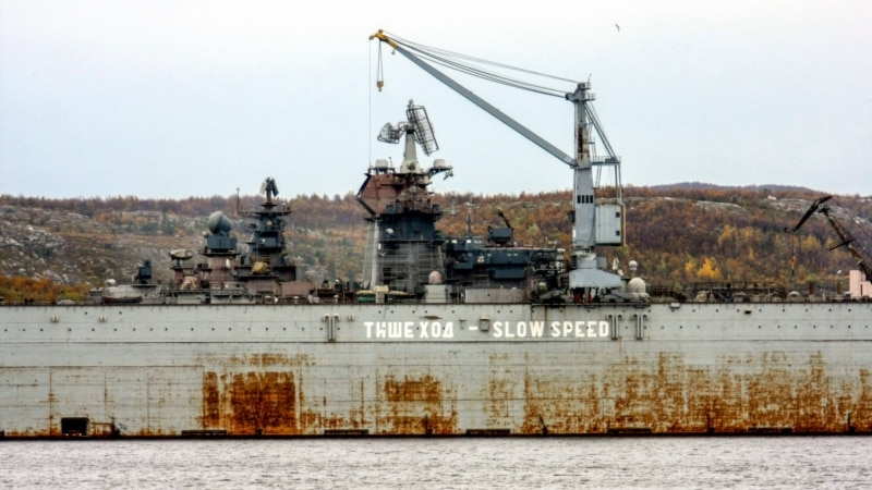 Worker Dies From Injuries Sustained In Sinking Of Russian Dry Dock