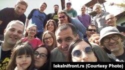 Članovi Lokalnog fronta