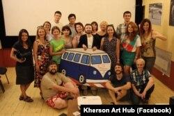 Фестиваль американського кіно в Kherson Арт Хаб