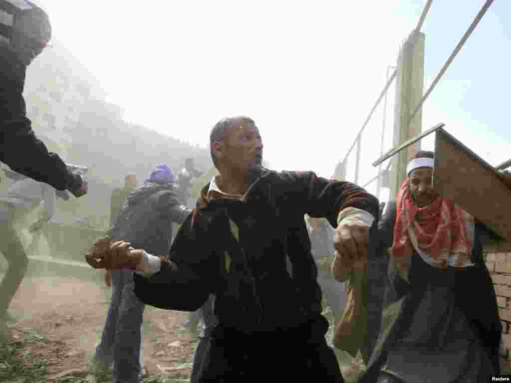 Kairo, 03.02.2011. Foto: Reuters / Goran Tomašević