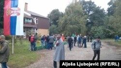Izbeglice u prihvatnom centru u Šidu i na prelazu Berkasovo - Bapska