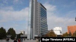 Predsednik treba da krene u konsultacije sa strankama o formiranju Vlade Kosova (na fotografiji zgrada Vlade u Prištini)