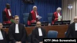 Izricanje presude Vojislavu Šešelju